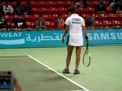 Tennis Stars in Doha