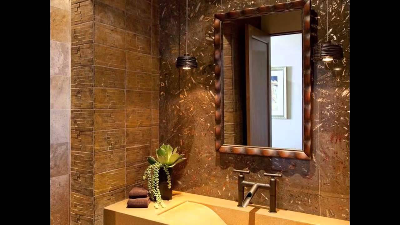 Bathroom Sink Backsplash Ideas   Home Art Design Decorations   YouTube