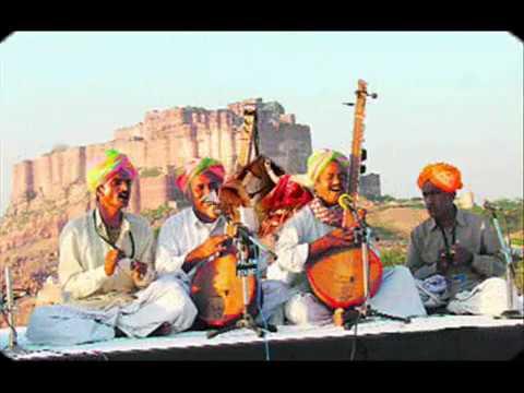 Rajasthani folk song - Baisara Beera Jaipur Jaay Jo Ji -Slow Track