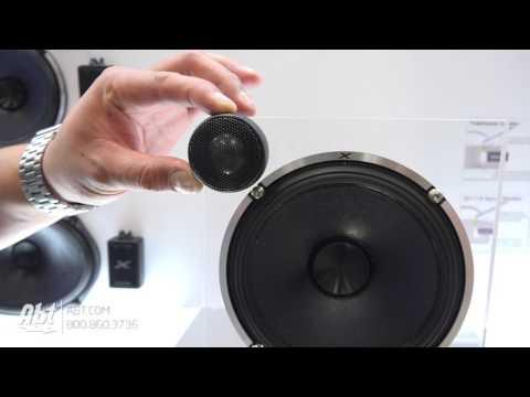 CES 2017 - Alpine X-Series Speakers [ X-S65 / X-S65C / X-S69C ]