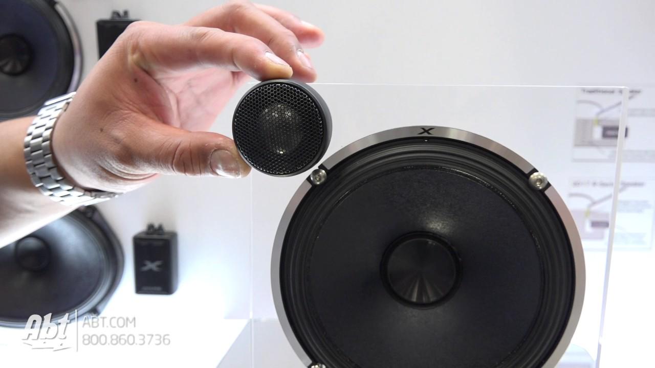 CES Alpine XSeries Speakers XS XSC XSC - Abt speakers