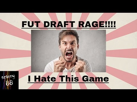 FUT DRAFT RAGE!!!