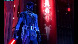 *SPOILERS* SWTor: Sith Warrior class story Act 3 -  Korriban: Retribution - Part 7 of 7