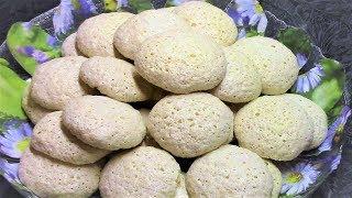Кокосанки на белках - самое настоящее Райское Наслаждение! Безе с кокосовой стружкой.