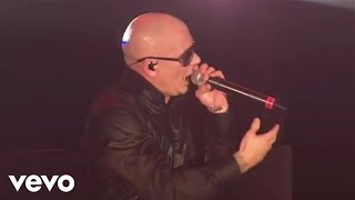 Pitbull - On The Floor/I Like It (VEVO LIVE! Carnival 2012: Salvador, Brazil)