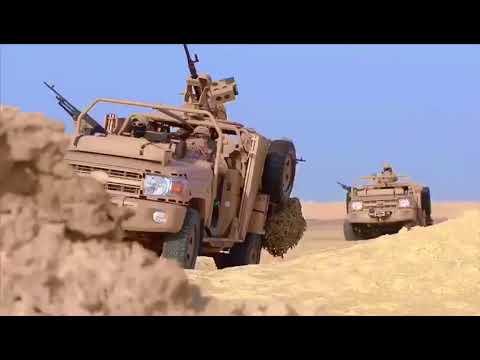 كشف النقاب عن أول آلية عسكرية معدلة من تصميم سمو الشيخ خالد بن حمد  - نشر قبل 1 ساعة