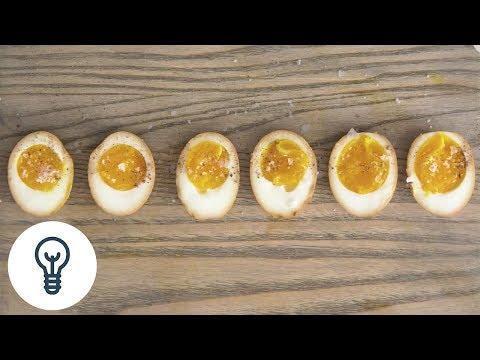 Hard Boiled Egg Recipe - Momofuku's Soy Sauce Eggs - Food52
