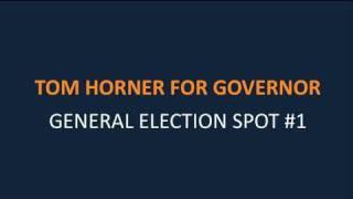 General Election Radio Spot #1 - Tom Horner for Governor