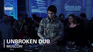 Unbroken Dub Boiler Room Moscow Live Set