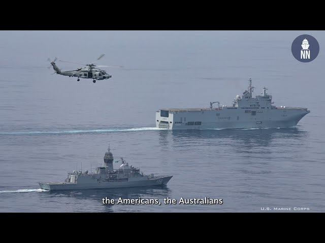 French Navy in the Indo-Pacific / La Marine Nationale en Indo-Pacifique