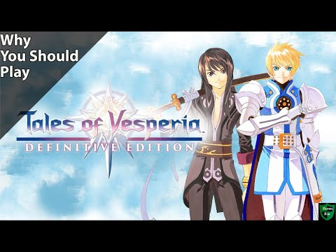Why You Should Play Tales Of Vesperia Definitive Edition
