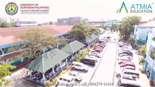 Helicopter View - University of Northern Philippines - GOVERNMENT MEDICAL COLLEGE - Atmia Education