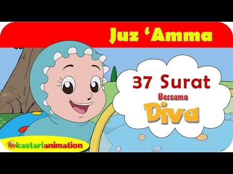 juz-amma-37-surat-bersama-diva-|-kastari-animation-official