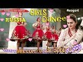 Russian girls Country Dance folk Music