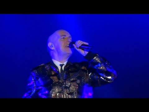 Pet Shop Boys, Moscow (full show), 2016.12.08