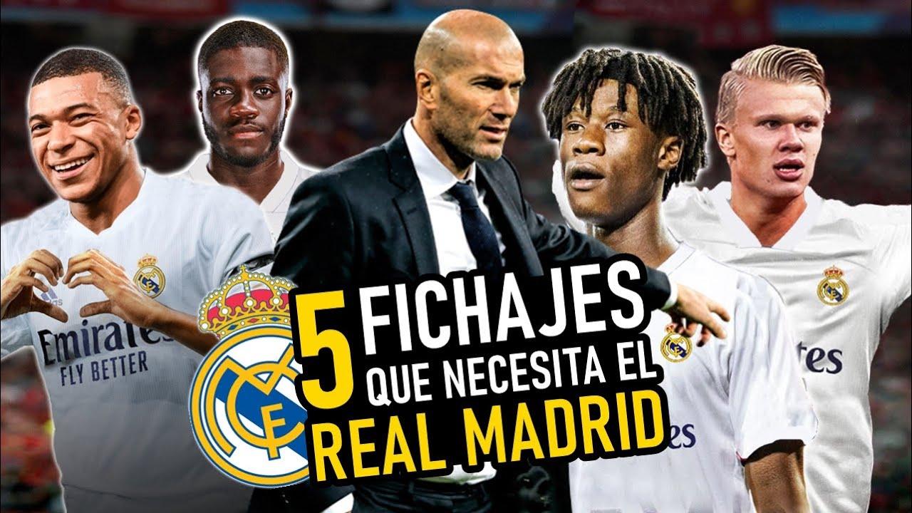 Lo que necesita el Real Madrid para seguir vivo en la Champions ...