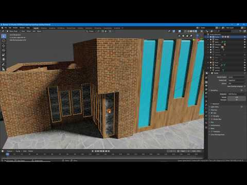 Transparent Materials in Cycles – Blender 2 8+ Knowledgebase