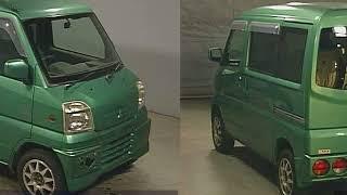 1999 Mitsubishi Townbox U62W