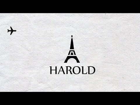 HAROLD - Torre Eiffel 🗼