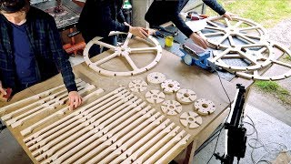 Programming Wheel Skeleton - Marble Machine X #14