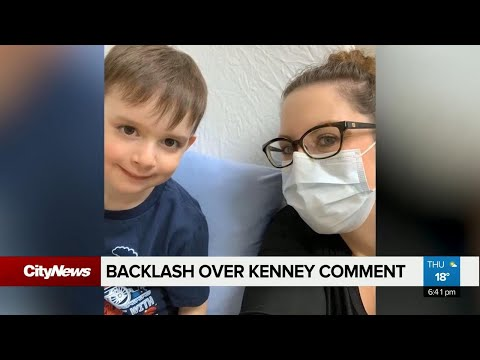 'It was very offensive': Alberta woman on Kenney's COVID-19 comment