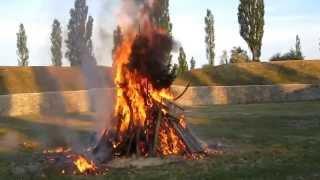Sonnwend- Feuer