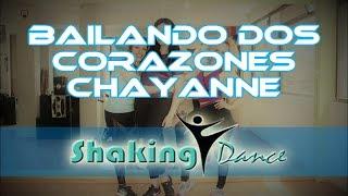 Coregrafia bachata FITNESS - Chayanne , bailando dos corazones