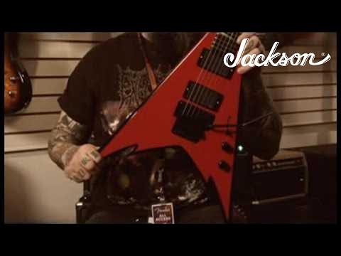 Jackson® Guitars: Demmelition King V Phil Demmel Signature