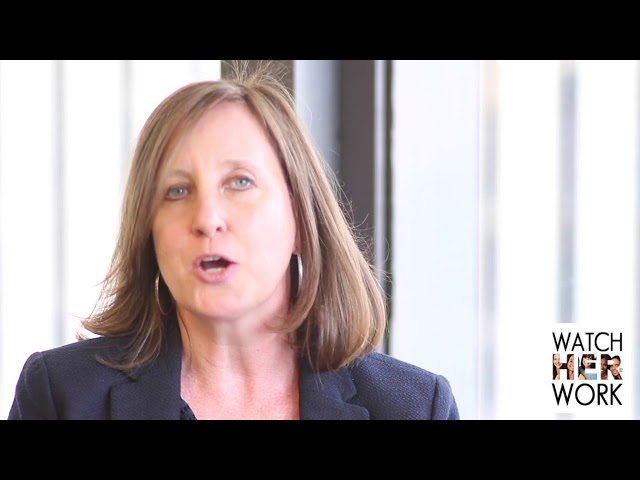 Office Dynamics: You Have Something To Contribute, Terri McCullough | WatchHerWorkTV