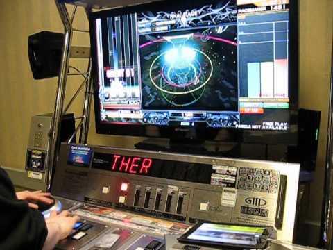 Sim on IIDX SPADA - ETHER Hyper Sightread - YouTube