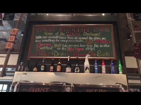 Las Vegas - Todd English Pub 7 Second Challenge
