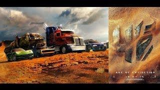Трансформеры: Эпоха истребления / Transformers: Age Of Extinction ( Репортаж канала ET )