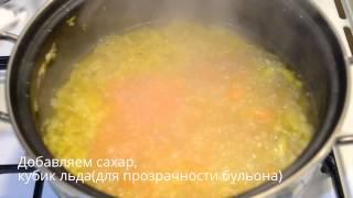 Куриный суп ( Rus Tavuk Çorbası )