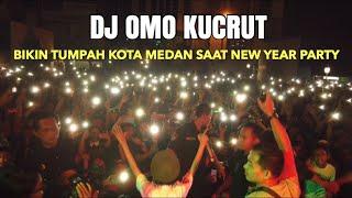 Download Mp3 Dj Omo Kucrut Bikin Tumpah Kota Medan Saat New Year Party