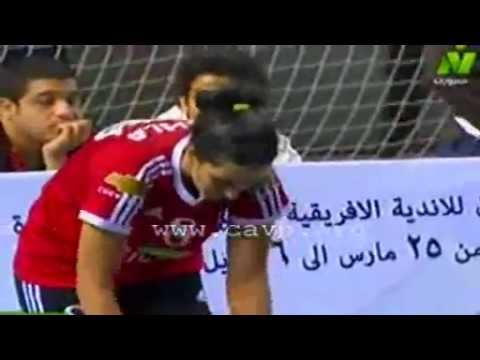 Pipeline and Ahly at Women's African Club Champs final