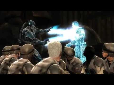 Mortal Kombat 9 Story, Part 3 of 3