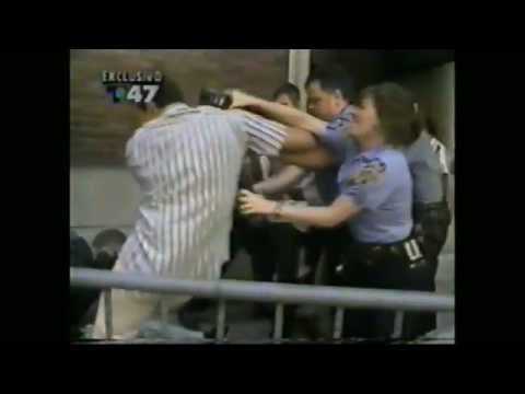 """Cuban """"diplomat"""" hits a female NYPD officer, and a Cuban exile took revenge"""