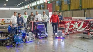 Giant Models Italian Team Tour number 1