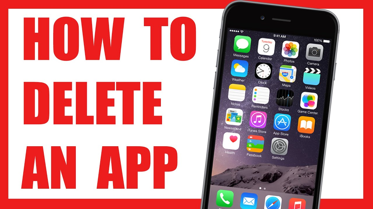 how to delete app on iphone how to delete an app iphone apps reviewed 18707