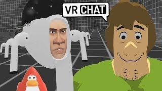 THE CRINGE IS TOO MUCH - VRChat Funny Moments