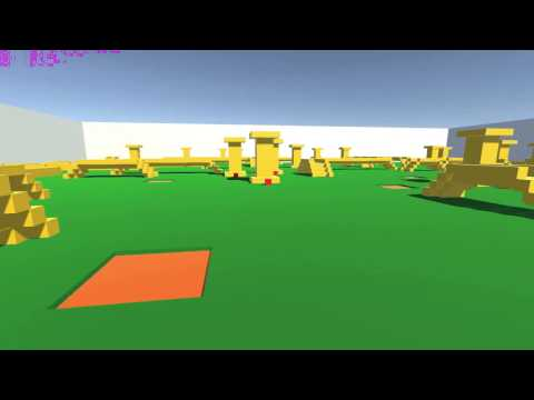 Unity Wave Function Collapse - Test 1