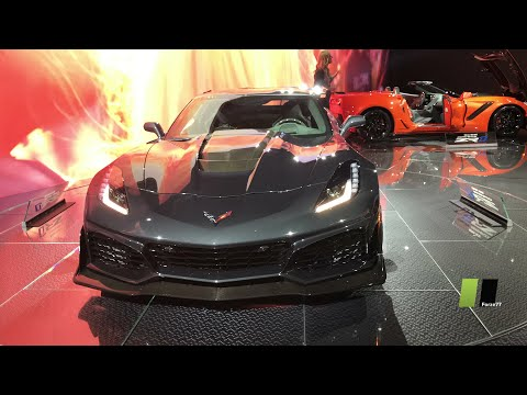 The New  Chevrolet Corvette ZR | Top Speed of mph