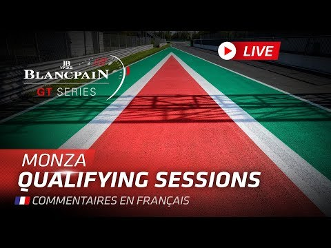 Qualifying Monza
