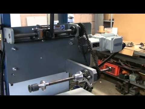 Wardwell B10-24H Harness braider for sale - YouTube