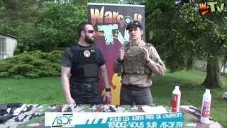 Review du FLPC Tactical Tailor avec Warsoft TV