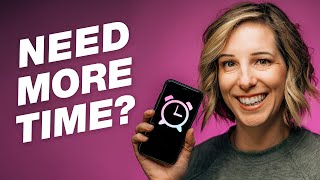 3 FREE Time Management Apps & Tips for YouTube