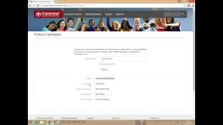 HOW TO CHECK TRANSCEND PRODUCT WARRANTY ONLINE -2015