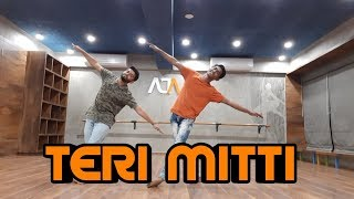 Teri Mitti - Kesari | Ajay Dance Club | Contemporary Dance Choreography