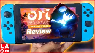 Ori and the Blind Forest Definitive Edition Review (Nintendo Switch) (Video Game Video Review)