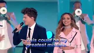 Download Little Mix - Oops ft. Charlie Puth videoclip with Lyrics